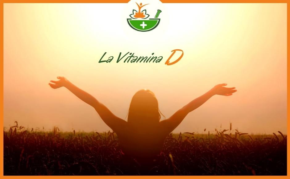 COS'E' LA VITAMINA D E A COSA SERVE ?